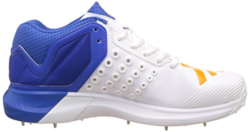 Adidas Adipower Vector Mid Cricket Zapatos - Ss17 Blanco