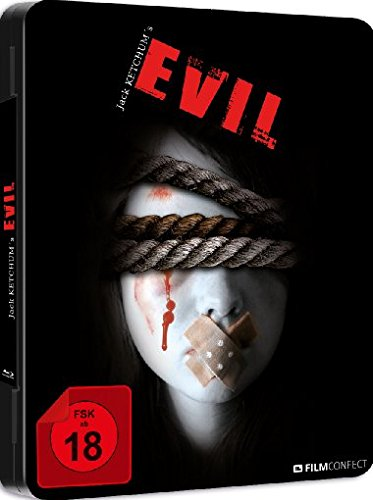 Jack Ketchum's Evil - Limited Metal-Pack auf 600 units weltweit limitiert ! [Blu-ray]