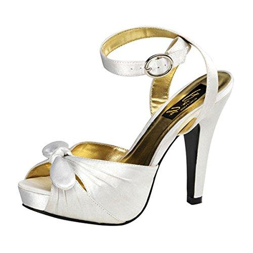 Heels-Perfect - Sandalias de vestir de material sintético para mujer beige beige beige - beige