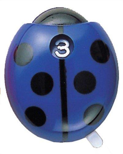 Tabata Score Counter, 1 to 9, Blue, w/o reset button, GV-0900 BL ()