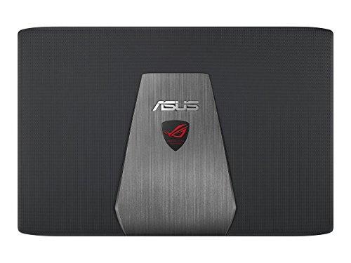 ASUS ROG GL552VW-DH71 15-Inch Gaming Laptop, Discrete GPU GeForce GTX 960M 2GB VRAM, 16GB DDR4, 1TB (ROG Metallic)