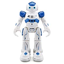 Remote Control RC Robot, JJRC Cady WINI Smart Programming Gesture Sensing Robotics Humanoid Robots Kit Toys Present for Kids Preschooler Entertainment,by ECLEAR