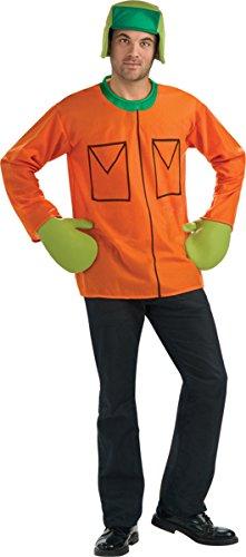 South Park Kyle Costume (Rubie's Men's South Park Kyle Costume)