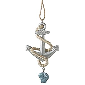 4114ESoCwwL._SS300_ 75+ Anchor Christmas Ornaments