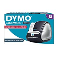 DYMO Label Printer | LabelWriter 450 Turbo Direct Thermal Label Printer, Fast Printing, Great for Labeling, Filing, Mailing, Barcodes and More, Home & Office Organization