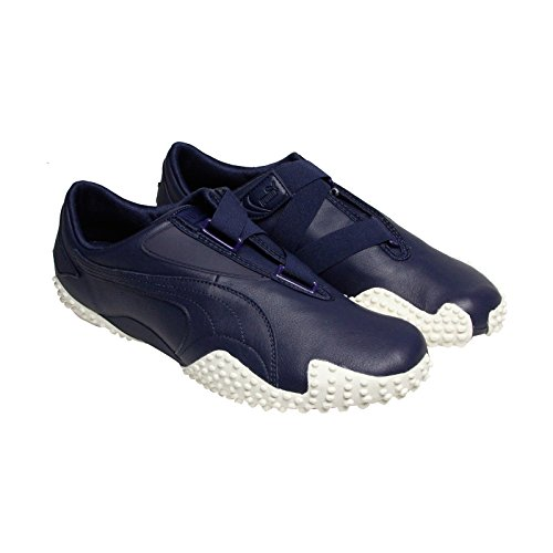 66b051c75959d PUMA Mostro Og Ii Mens Blue Leather Strap Sneakers Shoes 7.5 - Import It All
