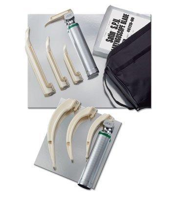 American Diagnostic Corporation Laryngoscope Kit, Macintosh, Disposable, #2-4 1/EA