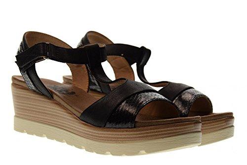 Noir Chaussures Xti Sandales 48109 Black Femme 1Bv6qT