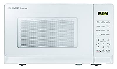 Sharp 700W Countertop Microwave Oven, 0.7 Cubic Foot