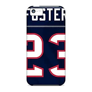 First-class Cases Covers Case For Iphone 5C Cover Dual Protection Covers Houston Texans