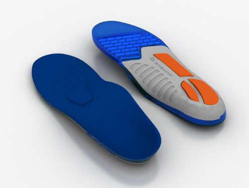 SpencoGel - Gel Total Support Insole size: 4