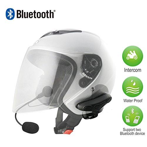 avantree waterrpoof motorcycle helmet bluetooth headset kit import it all. Black Bedroom Furniture Sets. Home Design Ideas