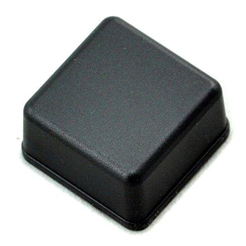 noir Electronics-Salon Petit /étui Bureau Bo/îte bo/îtier en plastique de haute qualit/é. 36 x 36 x 20 mm