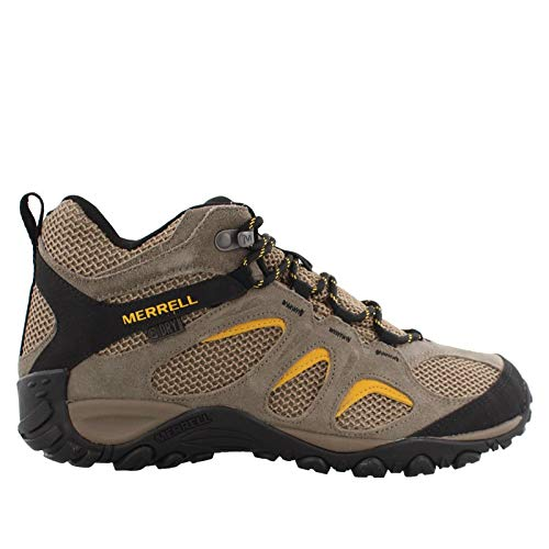 Merrell Men's Yokota 2 MID Waterproof Hiking Boot, Boulder, 9 M US