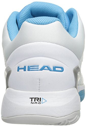 Tennis Shoes Revolt HEAD Pro White 0 2 Women's XB7pTRq