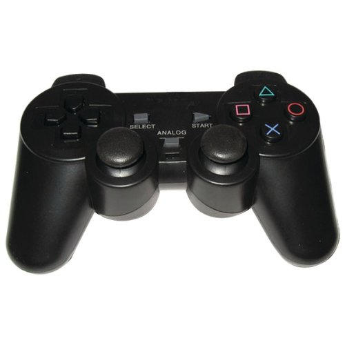 Playstation 2 Controller (Silver Color)