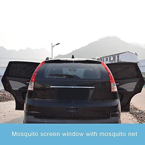 Auto Anti-Moskito Sonnenschutz Vorhang Autofenster Moskitonetz Abdeckung Sonnenschutz Exquisit Designed Langlebig