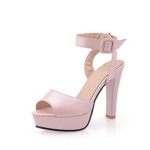 Sandales Slc00022 Pour Adeesu 38 Rose Femme Eu 5 dzdZqSvw