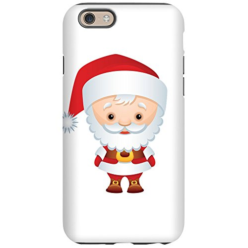 iPhone 6 Tough Case Christmas Cuties Santa Claus