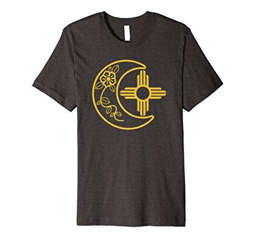 Mens New Mexico Zia Symbol t-shirt 3XL Dark (Symbol New T-shirt)