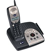 AT&T 1460 2.4 GHz Cordless Phone with Caller ID and Answering System
