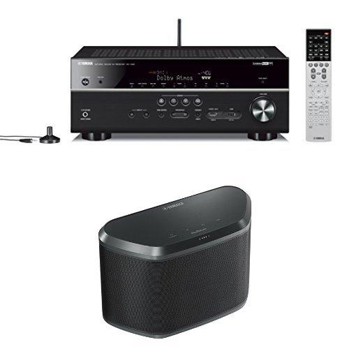 Yamaha RX V681BL MusicCast Receiver WX 030BL