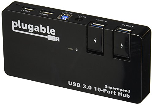 Crazykids4tw on amazon usa marketplace pulse - Plugable 7 port usb 3 0 superspeed hub ...