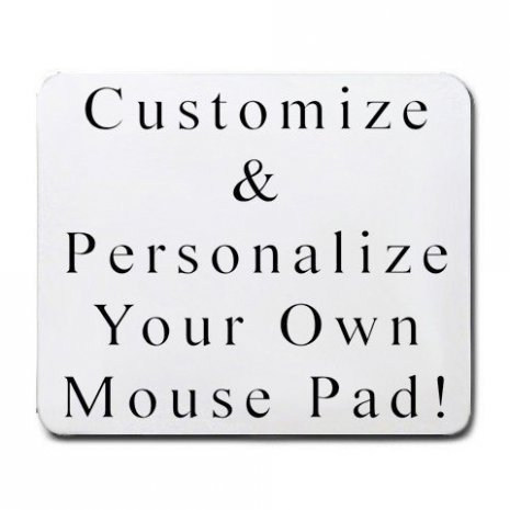 (Personalized Photo Mouse Pad for a Unique Personalized Gift - Mousepad)