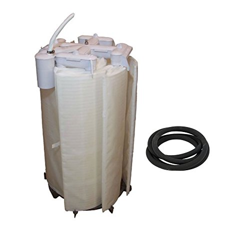 DEX4800DC Replacement Pool Filter Element Cluster With O-Ring DX2400K by My Pool Yard