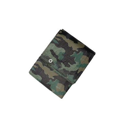 Texsport Heavy-Duty Reinforced Multi-Purpose Reversible Camo Olive Drab Tarp by Texsport