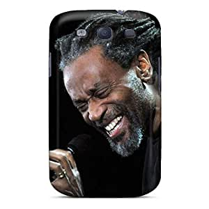 Anti-Scratch Cell-phone Hard Covers For Samsung Galaxy S3 With Allow Personal Design High-definition Michael Stipe Pattern PhilHolmes