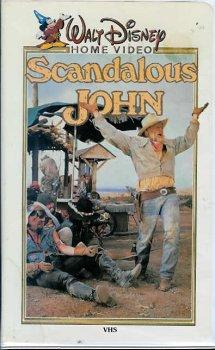 Scandalous John (Disney)