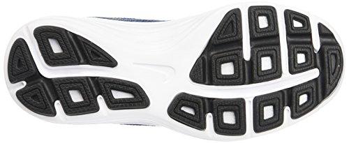 Nike Revolution 3 (PSV) Zapatillas de running, Niños Azul (Dp Ryl Bl/Mtlc Cl Gry-Blck-Wht)