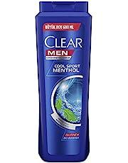 Clear Men Cool Sport Şampuan, 600 Ml