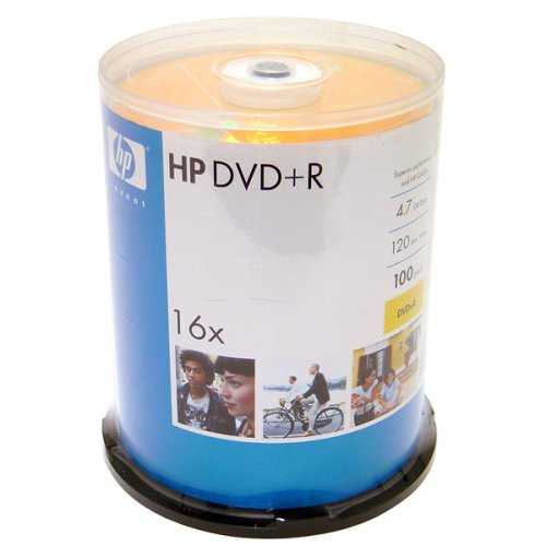 hewlett-packard-16x-47gb-dvd-r-100pk-spindle-discontinued-by-manufacturer