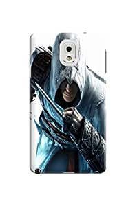 Durable Phone Protection Case/cover fashionable TPU Cool Assassin's Creed Designed for Samsung Galaxy note3