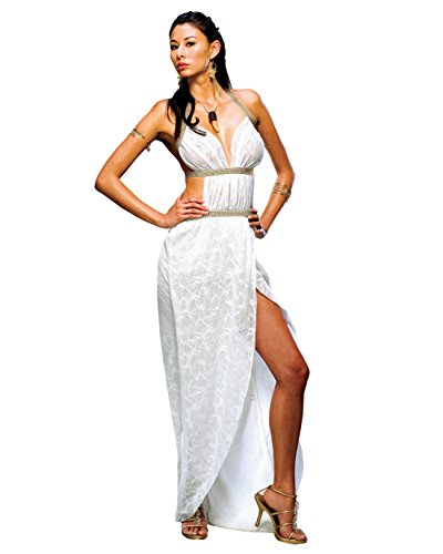 [Queen Gorgo Costume - Small - Dress Size] (Queen Gorgo Costumes)