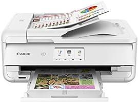 Canon PIXMA Wireless Color Photo Printer with Scanner & Copier