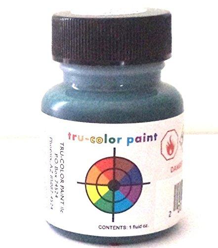 (Tru-Color Paint TCP241 1 oz Burlington Northern Executive Grinstein Green)