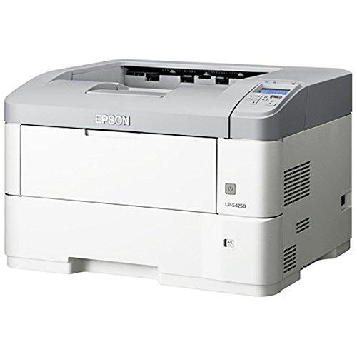 セイコーエプソン A3モノクロページプリンター/45PPM/ネットワーク/両面印刷/PostScript3標準モデル LP-S4250PS B00N9L6LP0