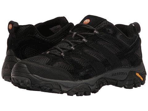 (メレル) MERRELL メンズランニングシューズスニーカー靴 Moab 2 Vent [並行輸入品] B071R9K6V3 28.5 cm Black Night