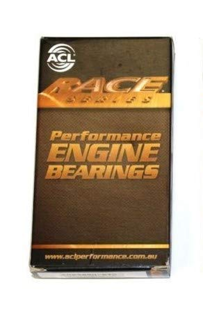 (ACL 4B1946H-.25 Oversized High Performance Rod Bearing Set for Acura, 0.25mm)