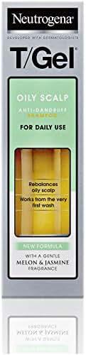 Neutrogena T/Gel Shampoo For Greasy Hair