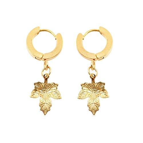 (Longay Women's Squiens Drop Earrings Charm Dangle Hanging (B))