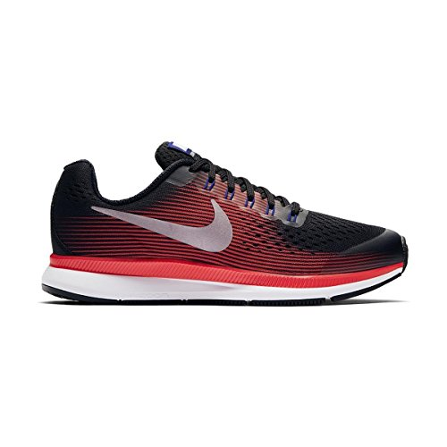 Nike Zapatilla Zoom Pegasus 34 (GS) Negro