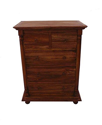 NES Furniture Nes Fine Handcrafted Furniture Solid Teak Wood George Dresser - 46