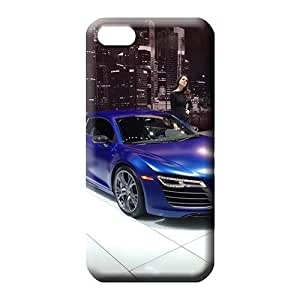 iPhone 5c Abstact Unique Awesome Phone Cases phone back shell Audi Luxury car logo super