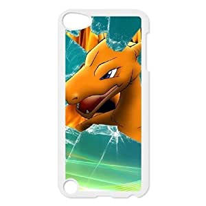 Durable Rubber Cases Ipod Touch 5 Cell Phone Case White Iifdv Charizard Protection Cover
