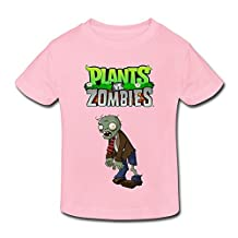 Plants Vs. Zombies Toddler T-shirts Geek By YCWH