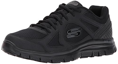 Noir 1 Homme Flex Advantage Skechers Baskets 0 zizzo Ex0AxUwq